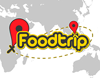 Foodtrip Logo Design