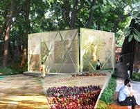 YCP_YangChen pavilion _ 羊城创意产业园小型建筑设计项目