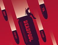 DEADPOOL Poster Art