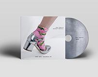 КОНЦЕПТ ОБЛОЖКИ АЛЬБОМА / CD COVER DESIGN