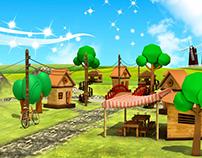 Game / Nature Scene