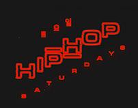 Hip_Hop Saturdays