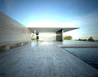 Mies Pavilion