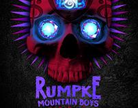 Rumpke Mountain Boys Gig Poster