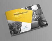 Business Solution Landscape Brochure