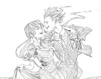 Dance (fanarts)