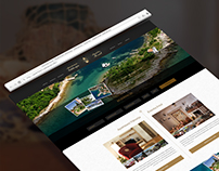 Apartmani Viktorija / Konoba Feral Website UI Design