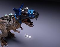 EX小恐龙