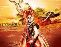 Cirque du Soleil :: Dralion Digital Toolkit