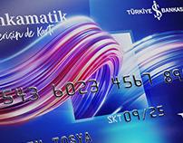 İş Bankası Card Design