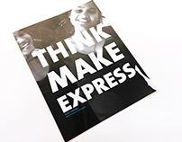 Think+Make+Express-Promotional Magazine