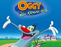 Oggy & les cafards (saison 4)