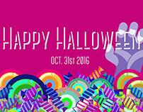 Halloween Animation Project
