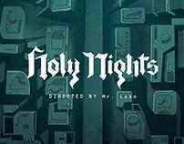 "MIYAVI ""Holy Nights"" - Music Video Background"