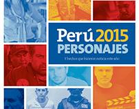 Personajes Perú 2015 - Diario Perú21
