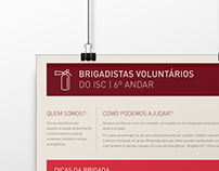 Posters for Brasilian Court of Audit (TCU)