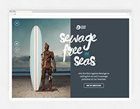 Sewage Free Seas