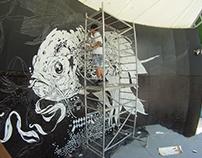 AZU - Mural