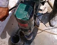 Khoan cắt bê tông tại Bàu Bàng Bình Dương
