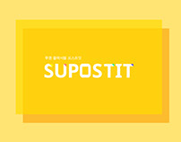 Ha, Seung-Hak | SUPOSTIT | Visual Interface Design
