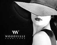 WoodVille Furniture Identity and Web Design
