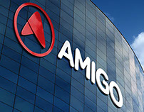 Amigo Brand identity