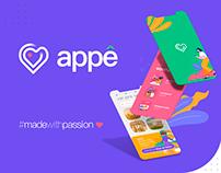 Branding I UX I UI - appê
