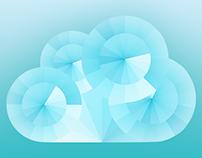 1C-Cloud landing for Cosmonova.net
