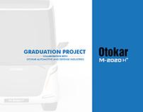 Otokar M-2020, Urban Transportation Vehicle