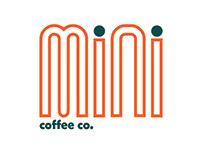Logo Concept for MINI coffee co.