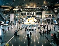 Hammad International Airport Video