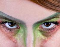 Yeux | Editorial de Maquiagem