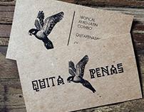 QUITAPENAS Business Card