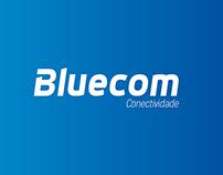 Bluecom Conectividade - Redesign
