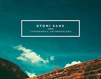 MFA Thesis - Otomi Sans
