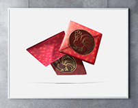 Mandarin Gallery 2017 | Exclusive Premium Red Packets