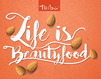 "Aviso Tribu ""Life is Beautyfood"""