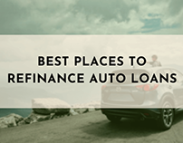 Best Places to Refinance Your Auto Loan
