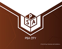 PSA City Branding & Brochure Design