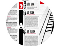 Newspaper Infographic & layout