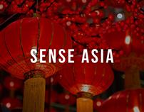 Промостраница для Sense Asia