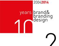 Logo Design 2004 - 2014 Vol.2