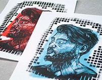 Reymarc: 'Them' Portrait Series