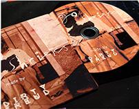 Ego Shrieks: Dirty Freud EP Art-direction & Design