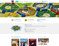 Boardgame.vn Webdesign