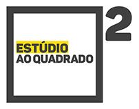 Logotipo Estúdio Ao Quadrado