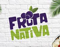 Fruta Nativa - Identidade Visual