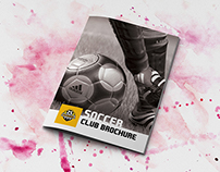 Soccer Club Brochure