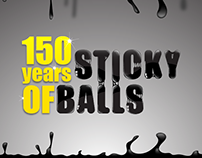 Sticky Balls - Infographic