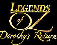 Fox Home Entertainment Legends of Oz Social Media Post